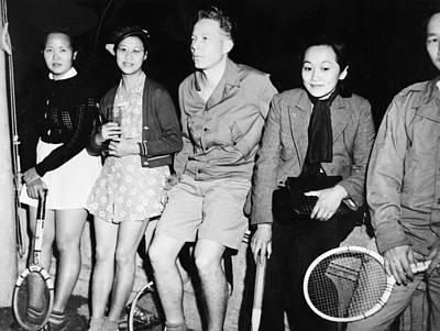 Tennis China Photographs