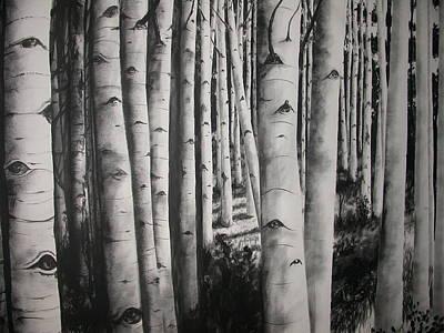 Scott Robinson: Birch Art