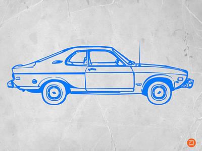 Designs Similar to Blue Car by Naxart Studio