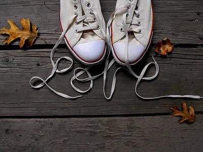Converse Shoe Photographs