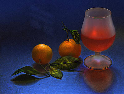Still Life With Tangerines Photographs Prints