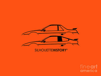 Designs Similar to Fiery Silhouettehistory