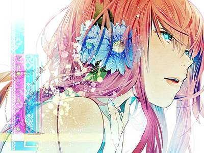 Designs Similar to Vocaloid by Maye Loeser