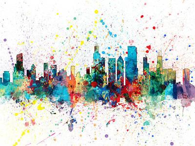 Designs Similar to Chicago Illinois Skyline