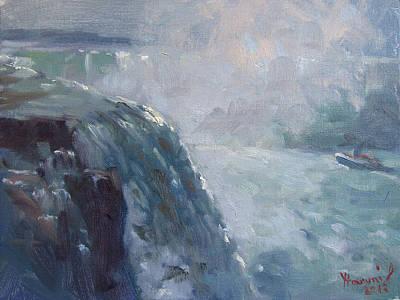 Designs Similar to Horseshoe Falls by Ylli Haruni