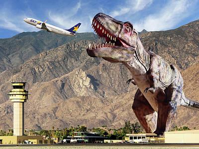 Palm Springs International Airport Prints