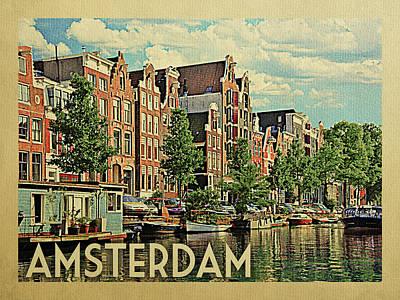 Designs Similar to Amsterdam Travel Poster