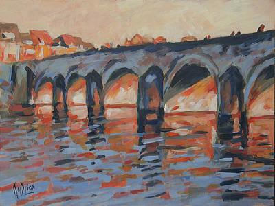 Nop Briex: Sint Servaasbrug Art