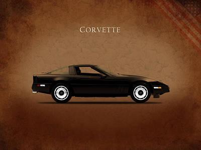 C4 Corvette Photographs