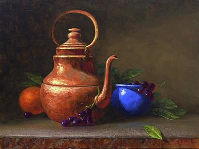 Tea Pot Art