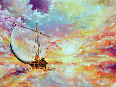 Paramhansa Yogananda Paintings