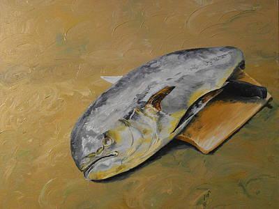 Disembowel Paintings Original Artwork