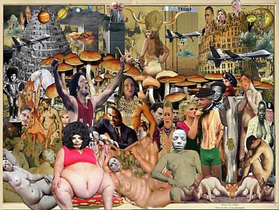 Dick Cheney Digital Art