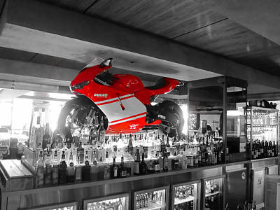 Ducati Bike Photographs