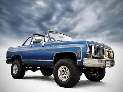 Classic Chevrolet Truck Art