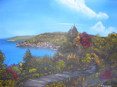 Ogunquit Marginal Way Paintings