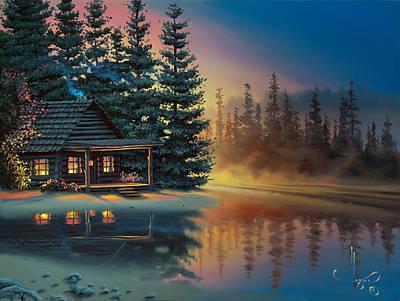 Cabin Paintings