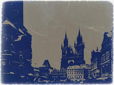 Polish Old Town Prints