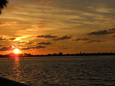 Ric Schafer: Sunset Art