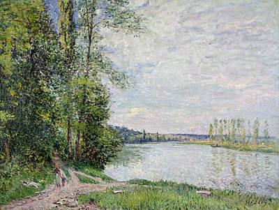 The Riverside Road Paintings
