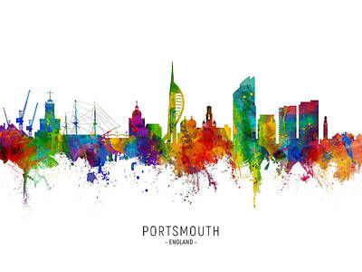 Portsmouth Art Prints