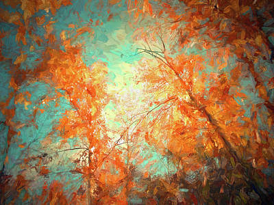 Designs Similar to An Autumn Sky by Tara Turner