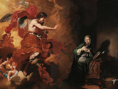 Designs Similar to Annunciation, 17th Century