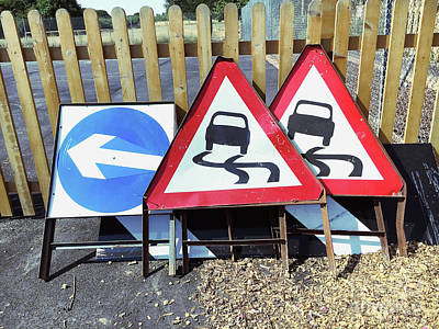 Designs Similar to Colourful Road Signs
