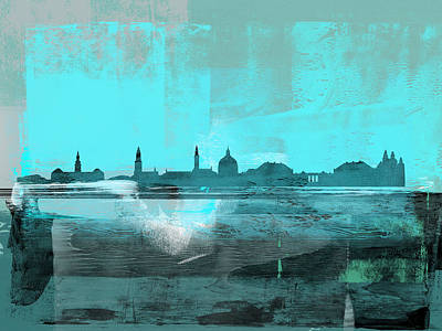 Designs Similar to Copenhagen Abstract Skyline II