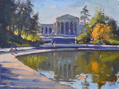Delaware Park Art Prints