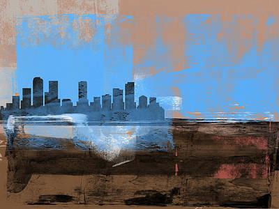 Designs Similar to Denver Abstract Skyline I