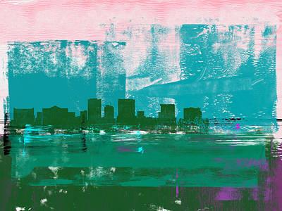 Designs Similar to El Paso Abstract Skyline II