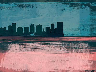Designs Similar to Orlando Abstract Skyline II