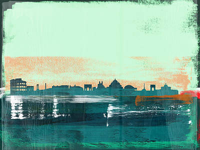 Designs Similar to Rome Abstract Skyline I