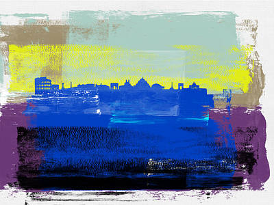 Designs Similar to Rome Abstract Skyline II