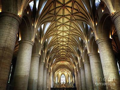 Designs Similar to Tewkesbury Abbey Interior