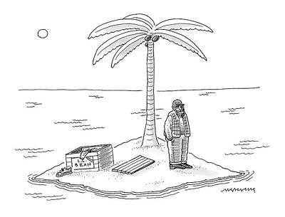 On An Island Prints