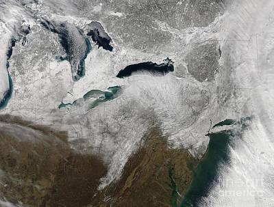 Snowmageddon Photographs