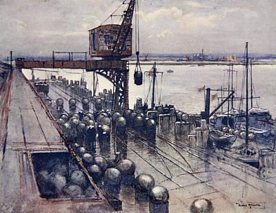 Loading Ship Prints