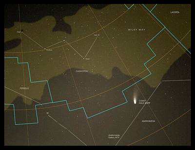 Cassiopeia Constellation Photographs