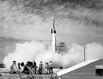 First Launch Art