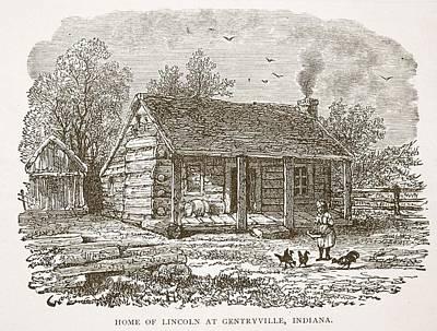 Rural Indiana Drawings Prints