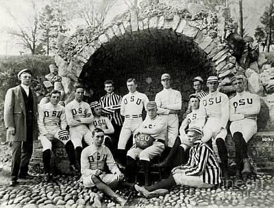 Ohio State Football Photographs