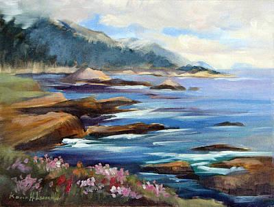 China Cove Original Artwork