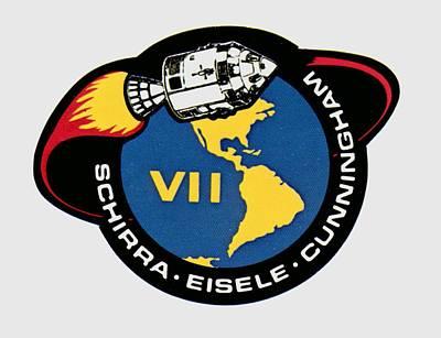 Human Spaceflight Missions Mixed Media Prints