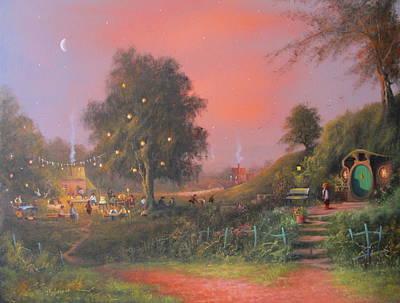 Joe Gilronan Paintings