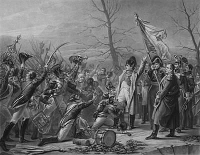 French Revolution Mixed Media Prints