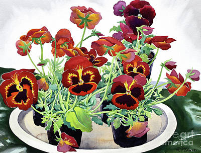 Designs Similar to Pansies by Christopher Ryland