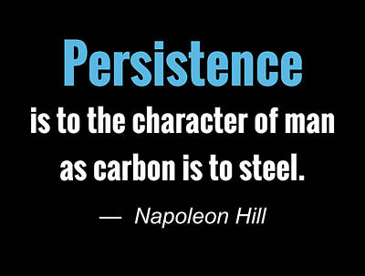 Designs Similar to Persistence by Greg Joens