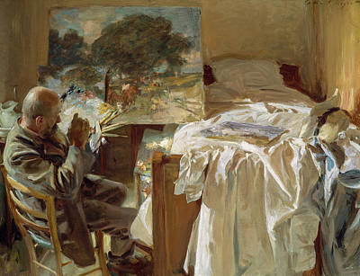 Designs Similar to An Artist In His Studio, 1904